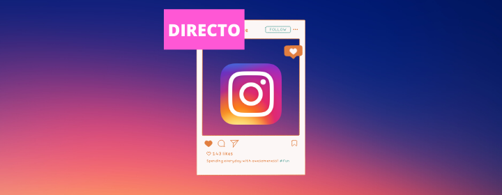 Ya puedes ver los directos de Instagram desde la web