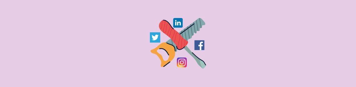 Herramientas gratuitas de Redes Sociales que te ayudaran en tu dia a dia