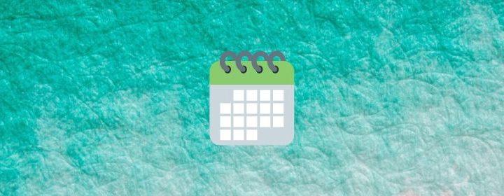 Como crear un calendario editorial para tu blog [INCLUYE PLANTILLA GRATUITA]