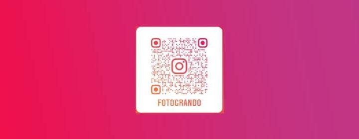 Como crear el codigo QR con Instagram