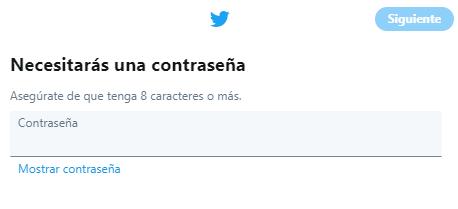 crear perfil twitter